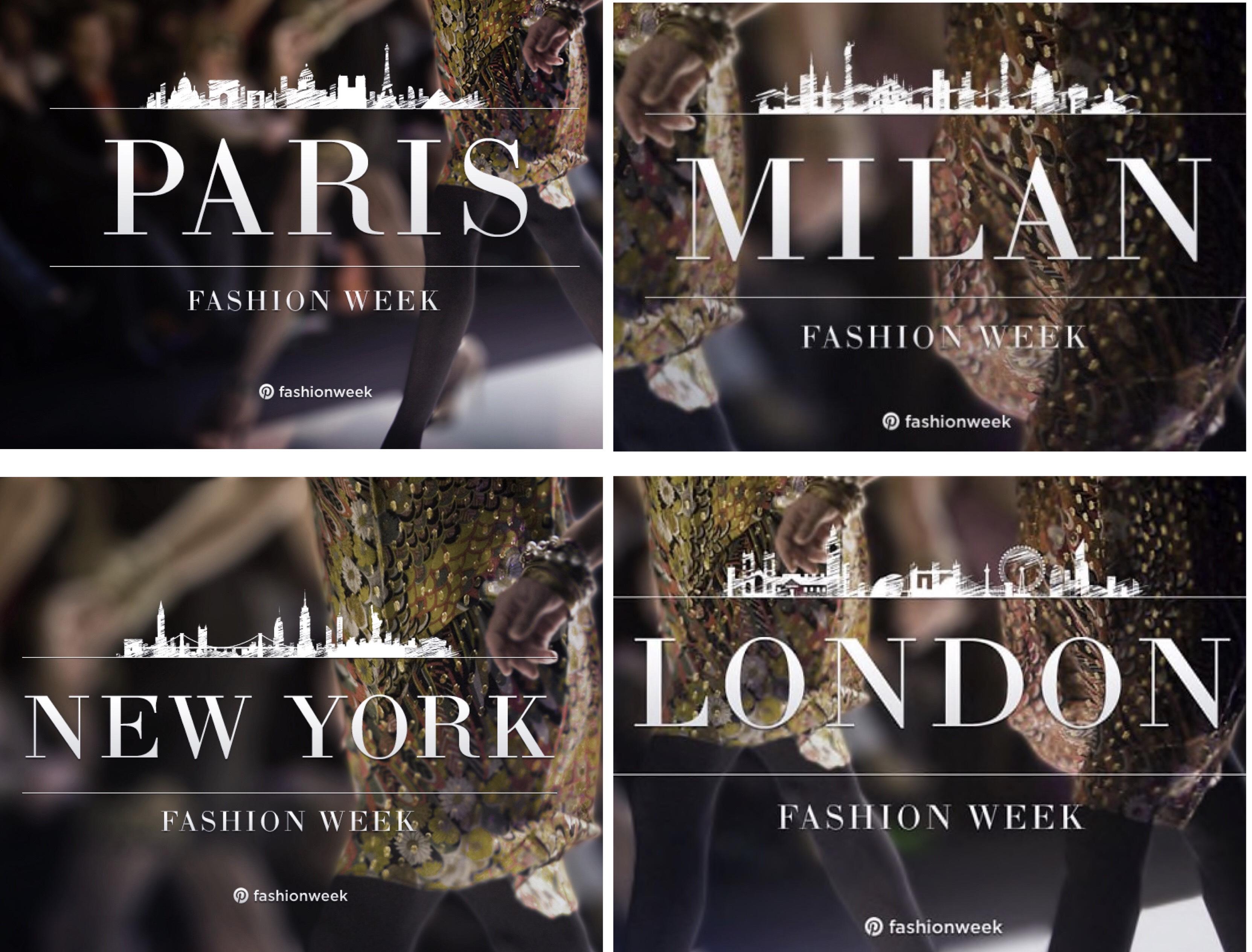 Mibuh en las Fashion Week del mundo