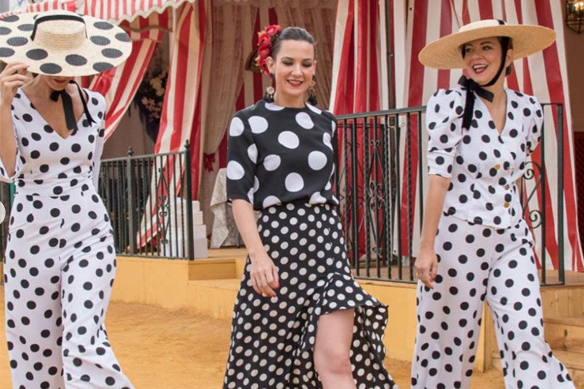 Complementos trajes de flamenca